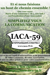 Affiche IACA-59