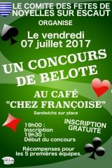 2017-07-07 Concours de Belote