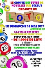 2017-05-14 Loto Noyelles sur Escaut
